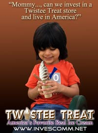 Find out more about Twistee Treat Ice Cream